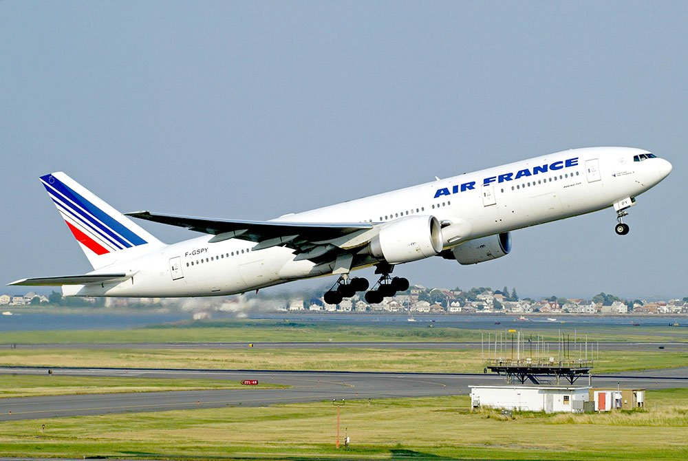 Air France restructuring study