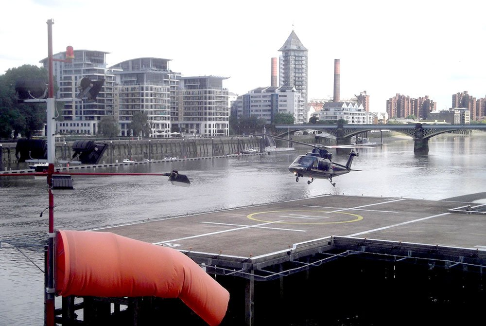 Battersea (London) Heliport