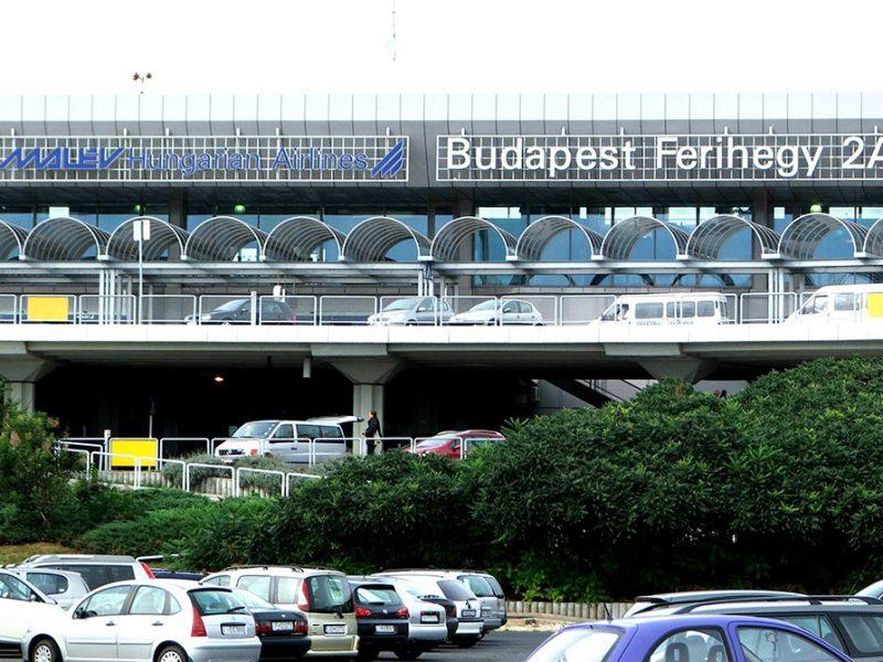 Budapest Ferihegy Airport