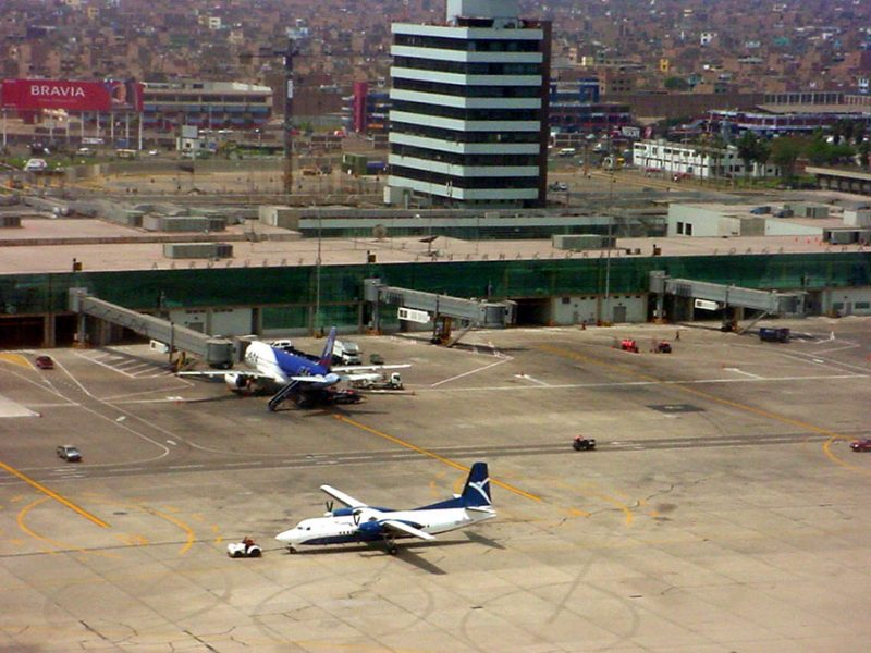 Lima International Airport