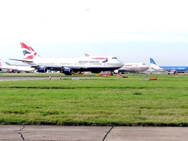 Policy advice on future airport capacity in SE England