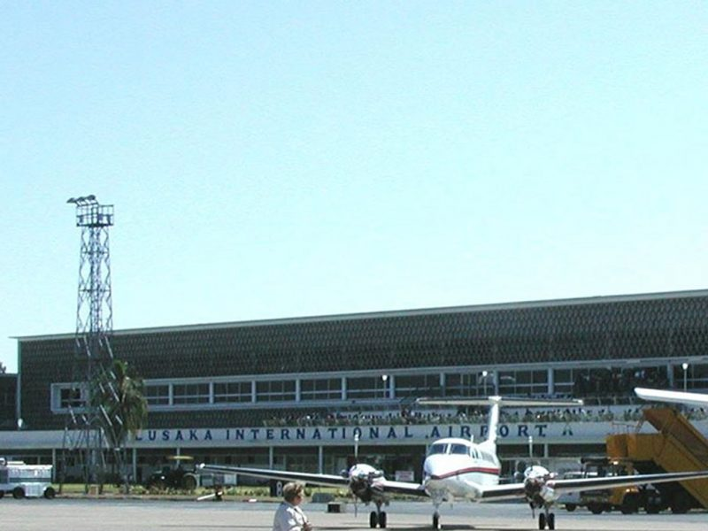 Zambia – Aviation Sector Support Programme