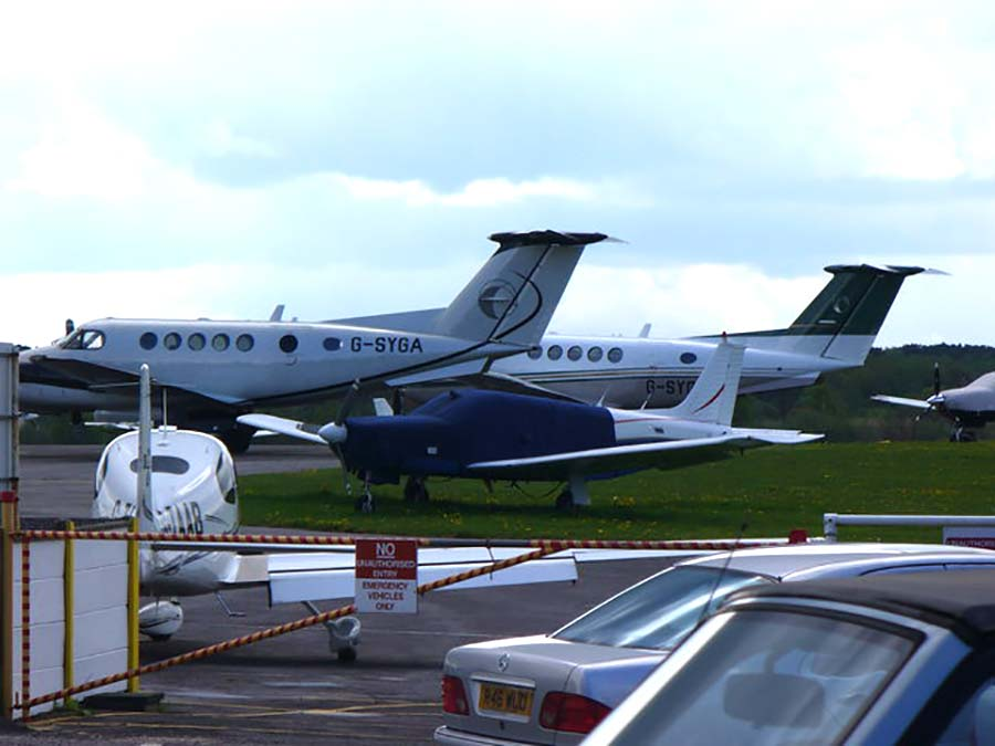 The future of Fairoaks Airport