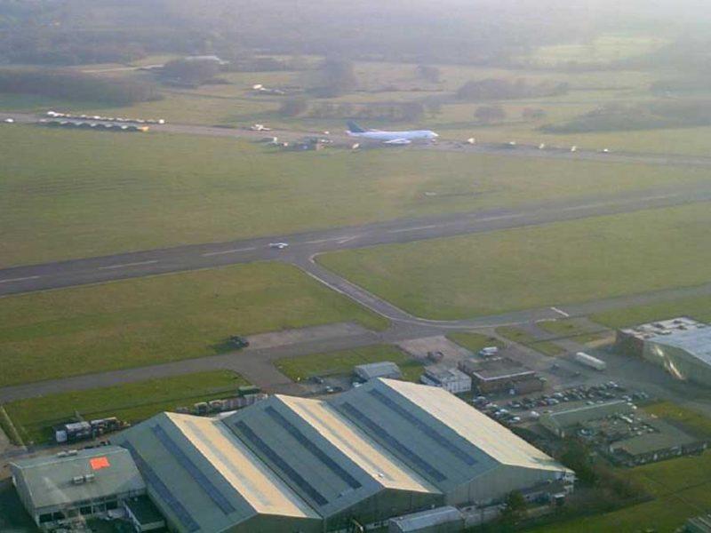 Dunsfold Aerodrome